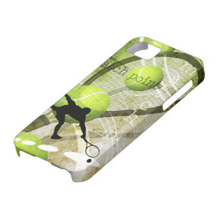 Match Point iPhone 5 Cover