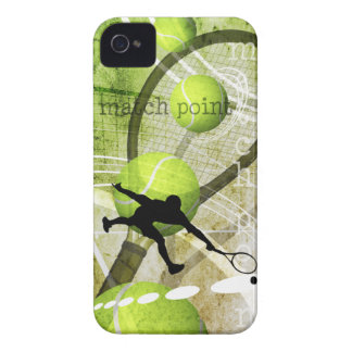 Match Point Case-Mate iPhone 4 Protector