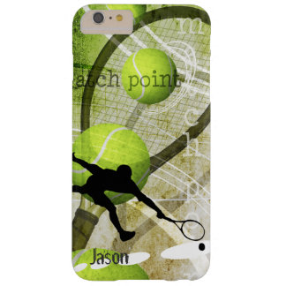 Match Point Funda Barely There iPhone 6 Plus