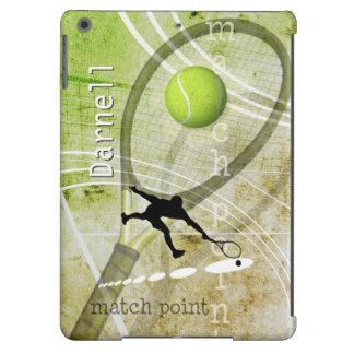 Match Point II iPad Air Covers