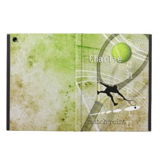 Match Point II iPad Air Cover