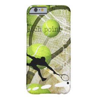 Match Point iPhone 6 Case