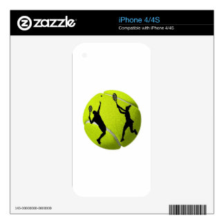 Match Point Skins For iPhone 4