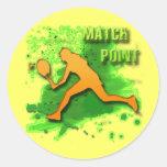 MATCH POINT STICKER