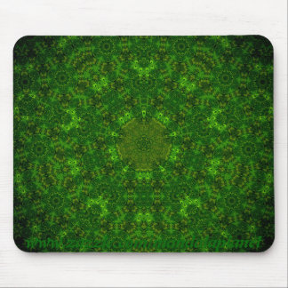 Match Two Hex-Pent Sieve mousepad