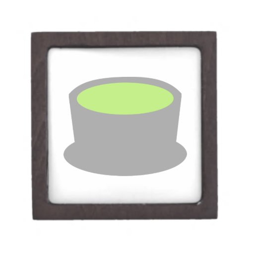 Matcha tea premium jewelry box