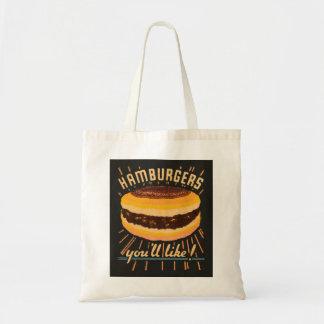 Matchbook del cheeseburger de las hamburguesas del