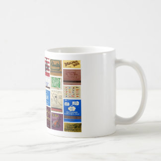 Matchbooks One Del Rey Coffee Mugs