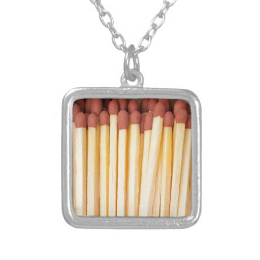 Matchbox Personalized Necklace