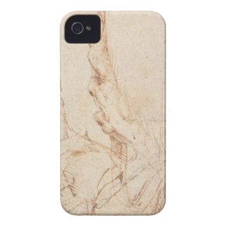 Matched Couple by Leonardo da Vinci iPhone 4 Case-Mate Case