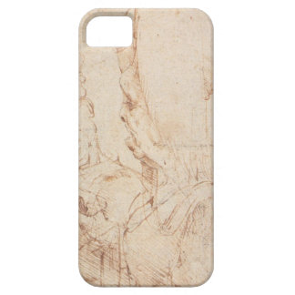 Matched Couple by Leonardo da Vinci iPhone SE/5/5s Case