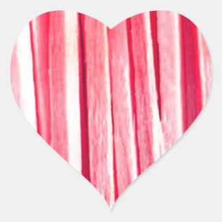 Matches Heart Sticker