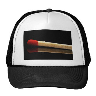 matches trucker hat