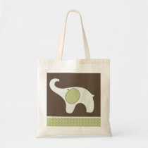 Matching Elephant Baby Bag