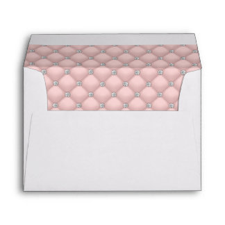 Matching Envelope for Diamonds & Pearls