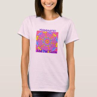 Matching New Age Mandala Human T-Shirt