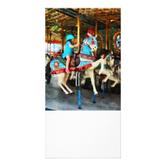 Matching Outfits Photo Card Template