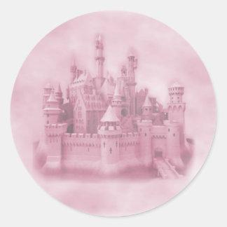 Matching Princess Wedding Envelope Seals Labels