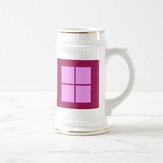 Matching Theme Squares - Silk Satin Acrylic look Mugs