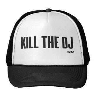 Mate a DJ Gorras