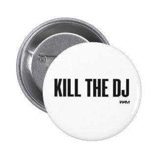 Mate a DJ Pins