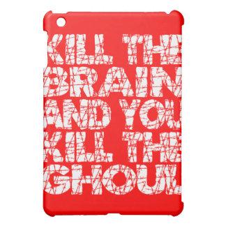 Mate a la matanza del cerebro el espíritu necrófag