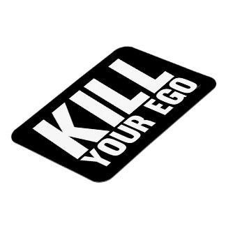 Mate a su blanco del ego el | iman flexible