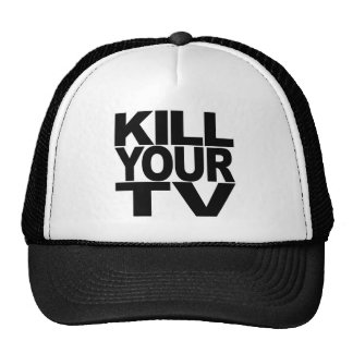 Mate a su TV Gorras