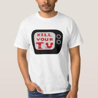 Mate a su TV Playera