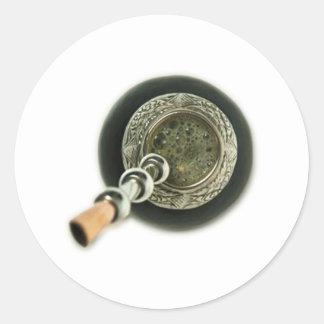 Mate Classic Round Sticker