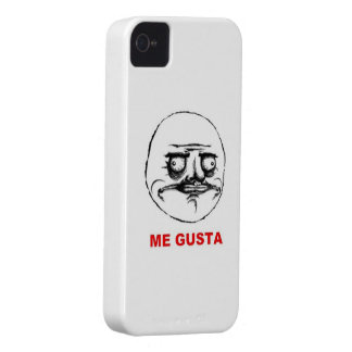 Maté for iPhone 4 and 4S - Megusta Boy marries iPhone 4 Case-Mate Case