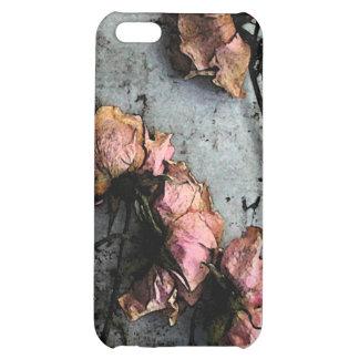 Mate muerto del iPhone 5C de los rosas