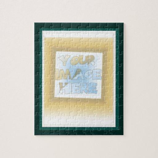 Mate triple: Trullo, trullo y blanco Puzzle Con Fotos