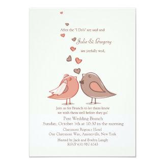 post wedding brunch invitations & announcements | zazzle, Wedding invitations