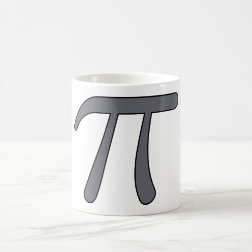 Matemáticas amarillo-naranja gris negra gris del s taza básica blanca