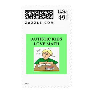 matemáticas autística del amor de los niños envio