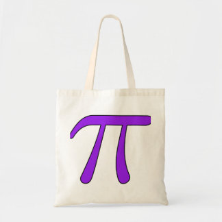 Matemáticas blanca clara púrpura verde del símbolo bolsas
