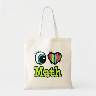 Matemáticas brillante del amor del corazón I del o