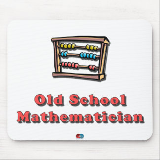 Matemáticas de la escuela vieja tapetes de raton