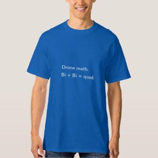 Matemáticas del abejón camisas