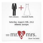 Matemáticas del boda