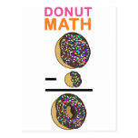 Matemáticas del buñuelo postales