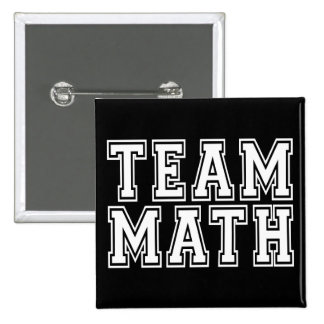 Matemáticas del equipo pin