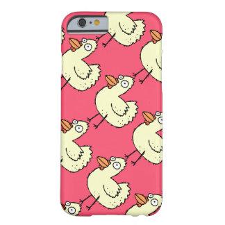 Matemáticas del pollo para las señoras locas del funda de iPhone 6 barely there