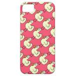Matemáticas del pollo para las señoras locas del p iPhone 5 Case-Mate coberturas