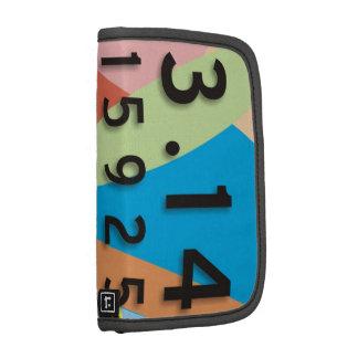 Matemáticas: el constante matemático colorido del  organizador