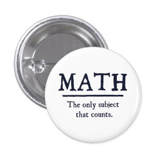 Matemáticas el único tema que cuenta pins