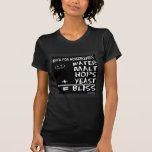 Matemáticas para Homebrewers Camisetas
