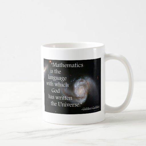 Matemáticas Tazas De Café