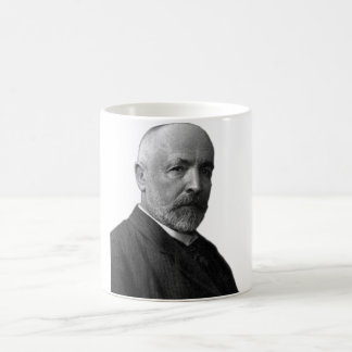 Matemático alemán Georg Cantor Taza De Café